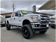 2015 Ford F250 Super Duty Crew Cab XLT Pickup 4D 6 3/4 ft