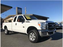 2016 Ford F250 Super Duty Super Cab XL Pickup 4D 8 ft