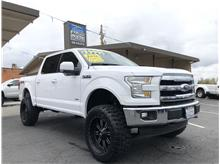 2016 Ford F150 SuperCrew Cab Lariat Pickup 4D 5 1/2 ft