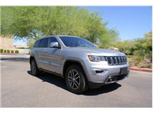 2017 Jeep Grand Cherokee Limited Sport Utility 4D