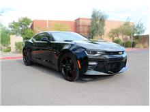 2016 Chevrolet Camaro SS Coupe 2D