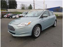 2013 Ford Focus Electric Hatchback 4D