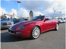 2002 Maserati Coupe 2+2 Grand Tourer GT