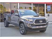 2018 Toyota Tacoma Double Cab TRD Sport Pickup 4D 6 ft