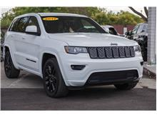 2017 Jeep Grand Cherokee Altitude Sport Utility 4D