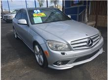 2008 Mercedes-Benz C-Class C 350 Sport Sedan 4D