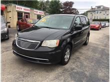 2011 Chrysler Town & Country Touring Minivan 4D