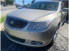 2013 Buick LaCrosse Leather Sedan 4D