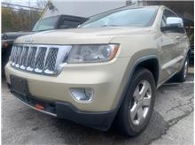 2012 Jeep Grand Cherokee Overland Sport Utility 4D