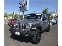 2018 Jeep Wrangler Unlimited All New Sport SUV 4D