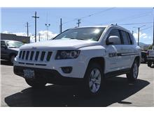 2014 Jeep Compass Limited Sport Utility 4D