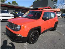 2016 Jeep Renegade CERTIFIED PRE OWNED