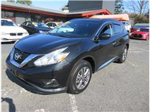2017 Nissan Murano CERTIFIED PRE-OWNED