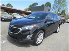 2018 Chevrolet Equinox CERTIFIED PRE-OWNED