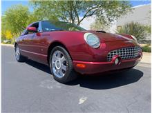 2004 Ford Thunderbird Convertible 2D