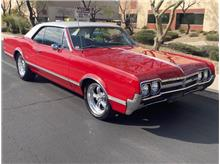 1966 Oldsmobile 442 Coupe