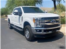 2017 Ford F250 Super Duty Crew Cab Lariat Pickup 4D 6 3/4 ft