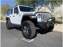 2018 Jeep Wrangler Unlimited All New Rubicon Sport Utility 4D