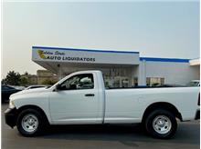 2017 Ram 1500 Regular Cab Tradesman Pickup 2D 8 ft