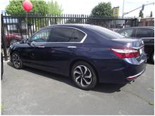 2017 Honda Accord EX-L Sedan 4D