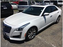 2016 Cadillac CTS 3.6 Luxury Collection Sedan 4D