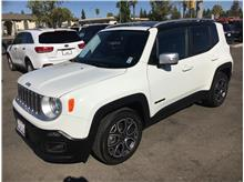 2017 Jeep Renegade Limited Sport Utility 4D