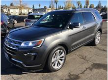 2019 Ford Explorer Limited Sport Utility 4D
