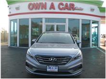 2015 Hyundai Sonata Limited 2.0T Sedan 4D