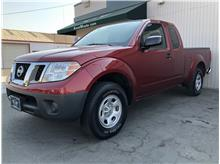 2016 Nissan Frontier King Cab S Pickup 2D 6 ft