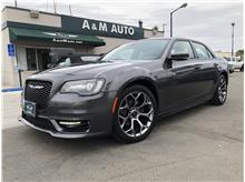 2018 Chrysler 300 300S Sedan 4D