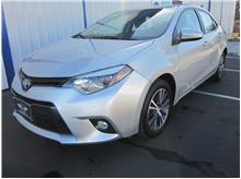 2016 Toyota Corolla LE Plus Sedan 4D