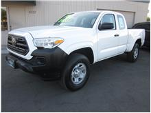 2018 Toyota Tacoma Access Cab SR Pickup 4D 6 ft