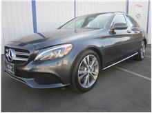 2016 Mercedes-benz C-Class C 300 Sedan 4D