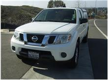2014 Nissan Frontier King Cab SV Pickup 2D 6 ft