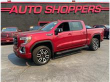 2019 GMC Sierra 1500 Crew Cab AT4 Pickup 4D 5 3/4 ft
