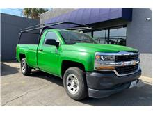 2016 Chevrolet Silverado 1500 Regular Cab Work Truck Pickup 2D 6 1/2 ft