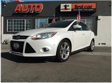 2012 Ford Focus SEL Sedan 4D