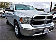 2017 Ram 1500 Crew Cab Tradesman Pickup 4D 6 1/3 ft