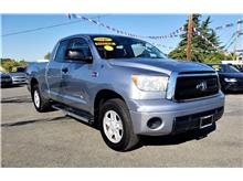 2013 Toyota Tundra Double Cab Pickup 4D 6 1/2 ft