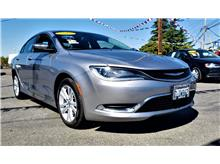 2016 Chrysler 200 Limited Sedan 4D
