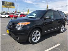 2014 Ford Explorer Limited Sport Utility 4D