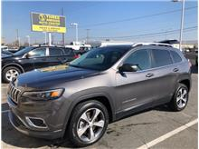 2019 Jeep Cherokee Limited Sport Utility 4D