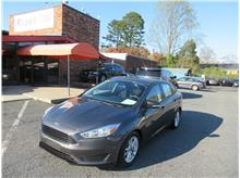 2016 Ford Focus SE Sedan 4D