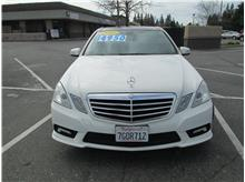 2011 Mercedes-Benz E-Class E 350 Sedan 4D