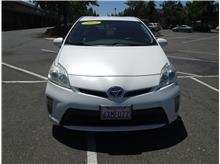 2012 Toyota Prius One Hatchback 4D