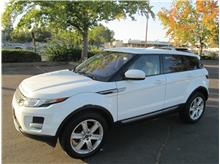 2013 Land Rover Range Rover Evoque Pure Sport Utility 4D
