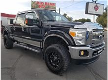 2011 Ford F250 Super Duty Crew Cab Lariat Pickup 4D 6 3/4 ft