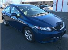 2015 Honda Civic LX Sedan 4D