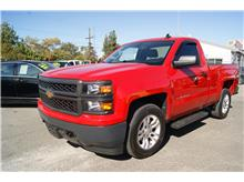 2015 Chevrolet Silverado 1500 Regular Cab Pickup 2D 6 1/2 ft