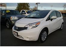 2015 Nissan Versa Note S Plus Hatchback 4D